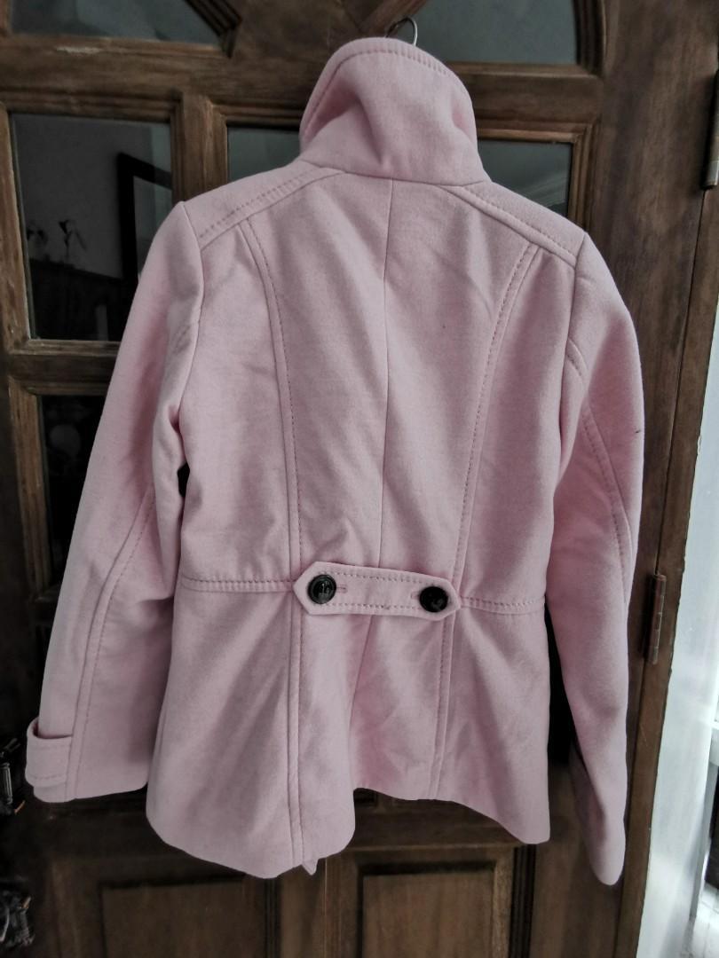 H&M Pink Coat