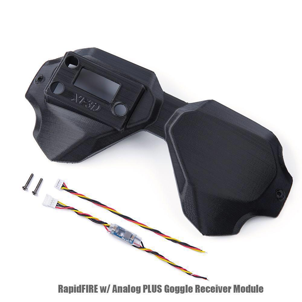 iFlight 3D Printed PLA+ Analog Conversion Kit for DJI Goggles(FusionFPV True-D/RapidFIRE  Receiver Module)