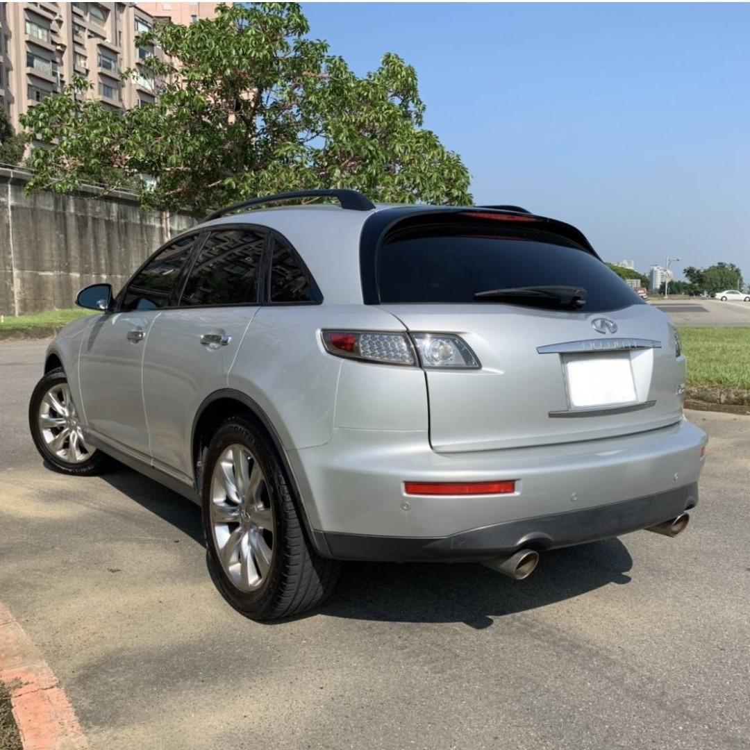 INFINITI FX35 中古車 二手車 休旅車 代步車 零頭款 全額貸 車況好 私下分期