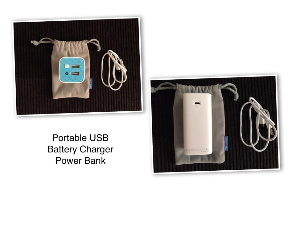 iPhone Accessories: Case, PowerBank, USB Charger Cable......