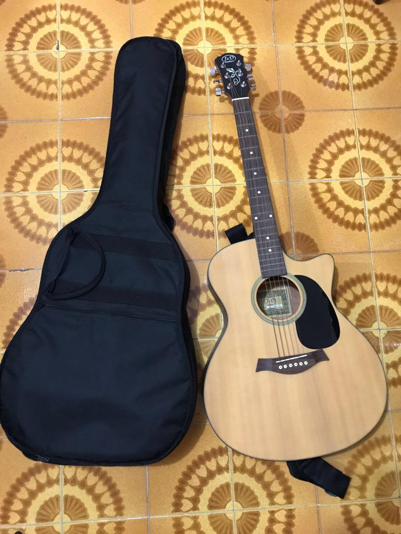 J&D Acoustic Guitar