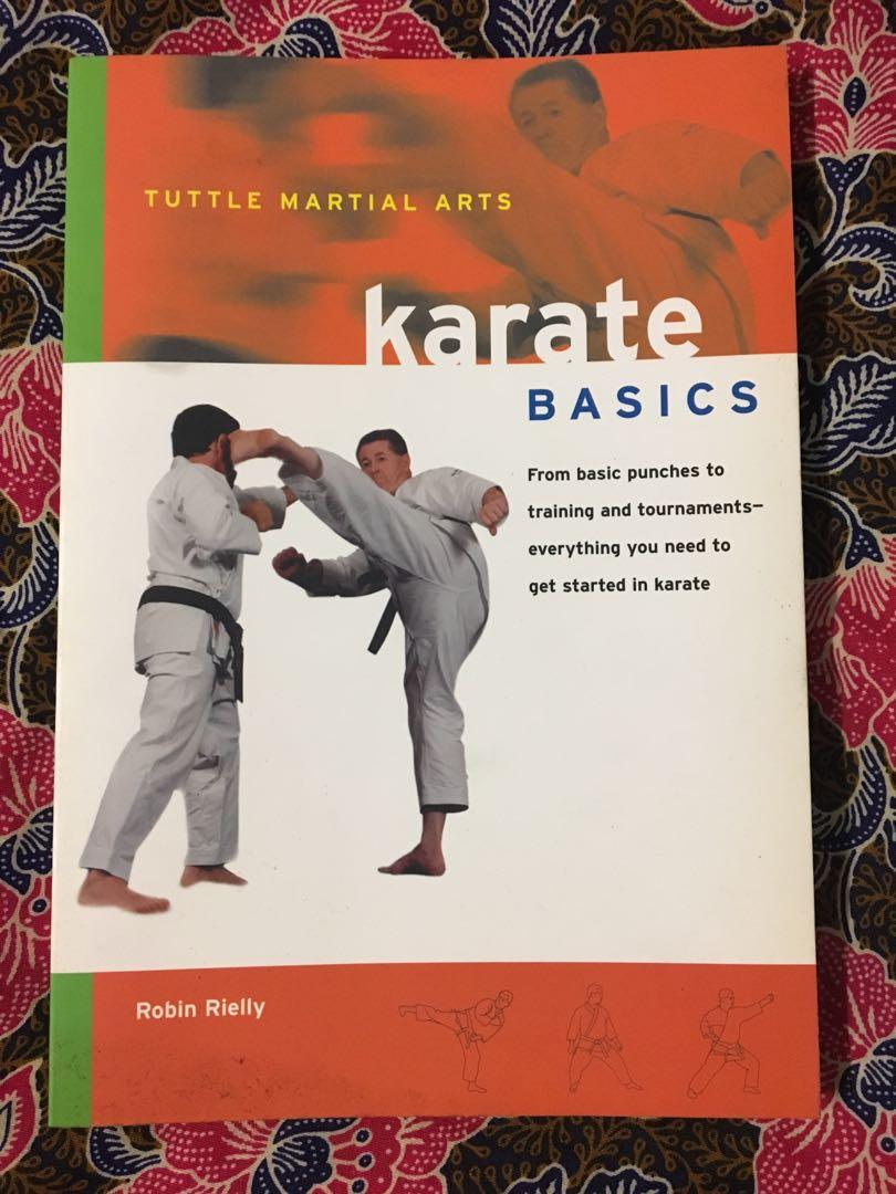 Karate Basics by Robin Rielly (Paperback)