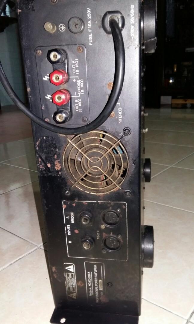 Koda amplifier