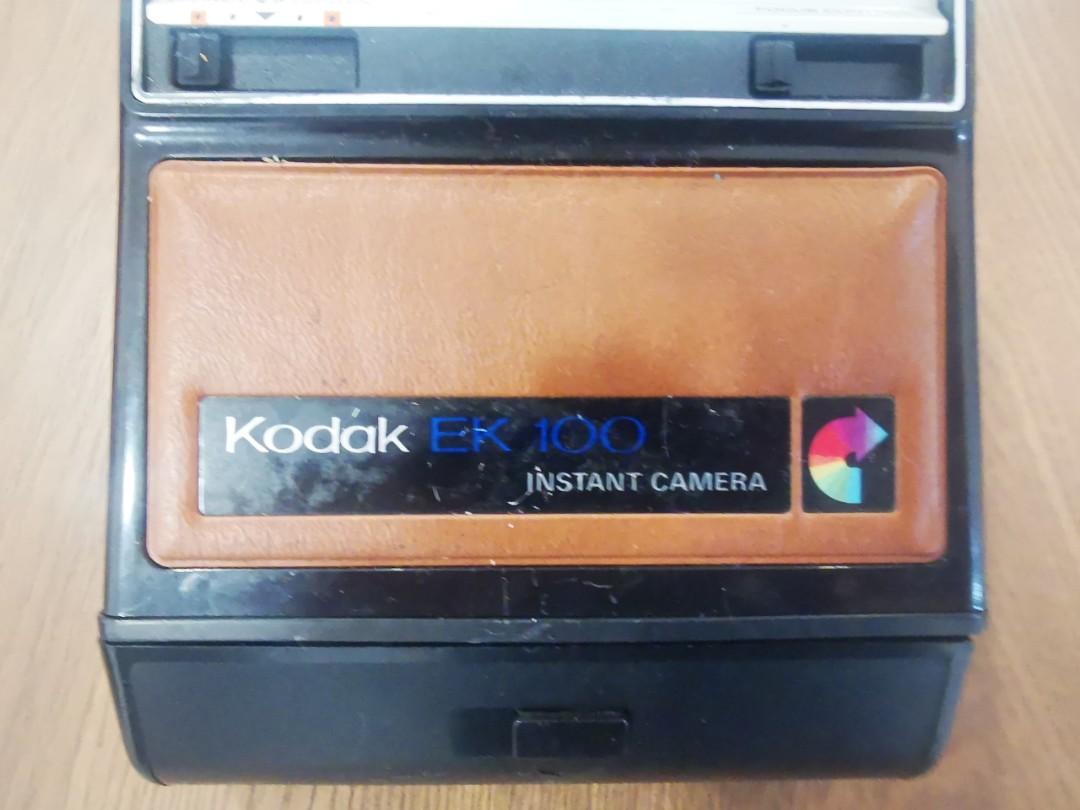 Kodak EK 100 Instant camera
