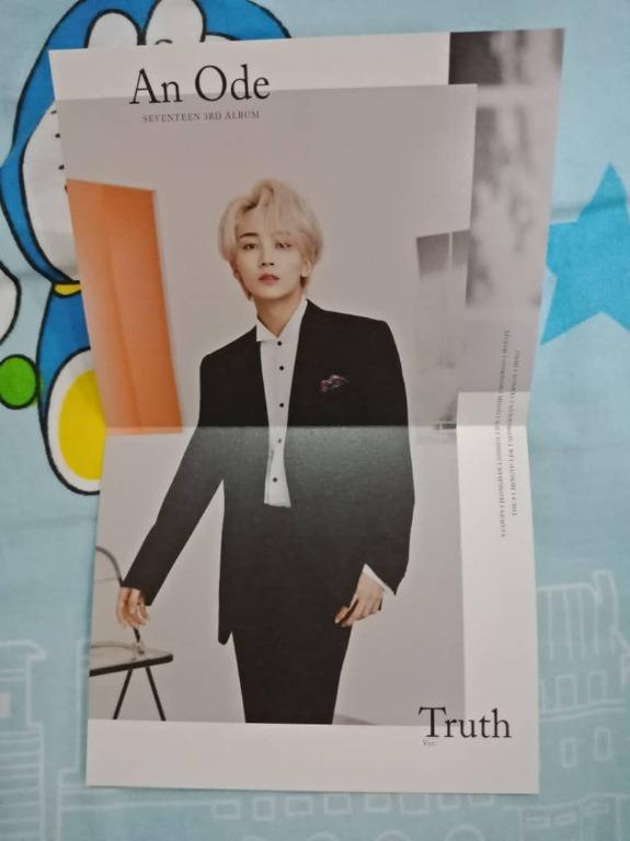 [WTS] Seventeen Album An Ode Truth version