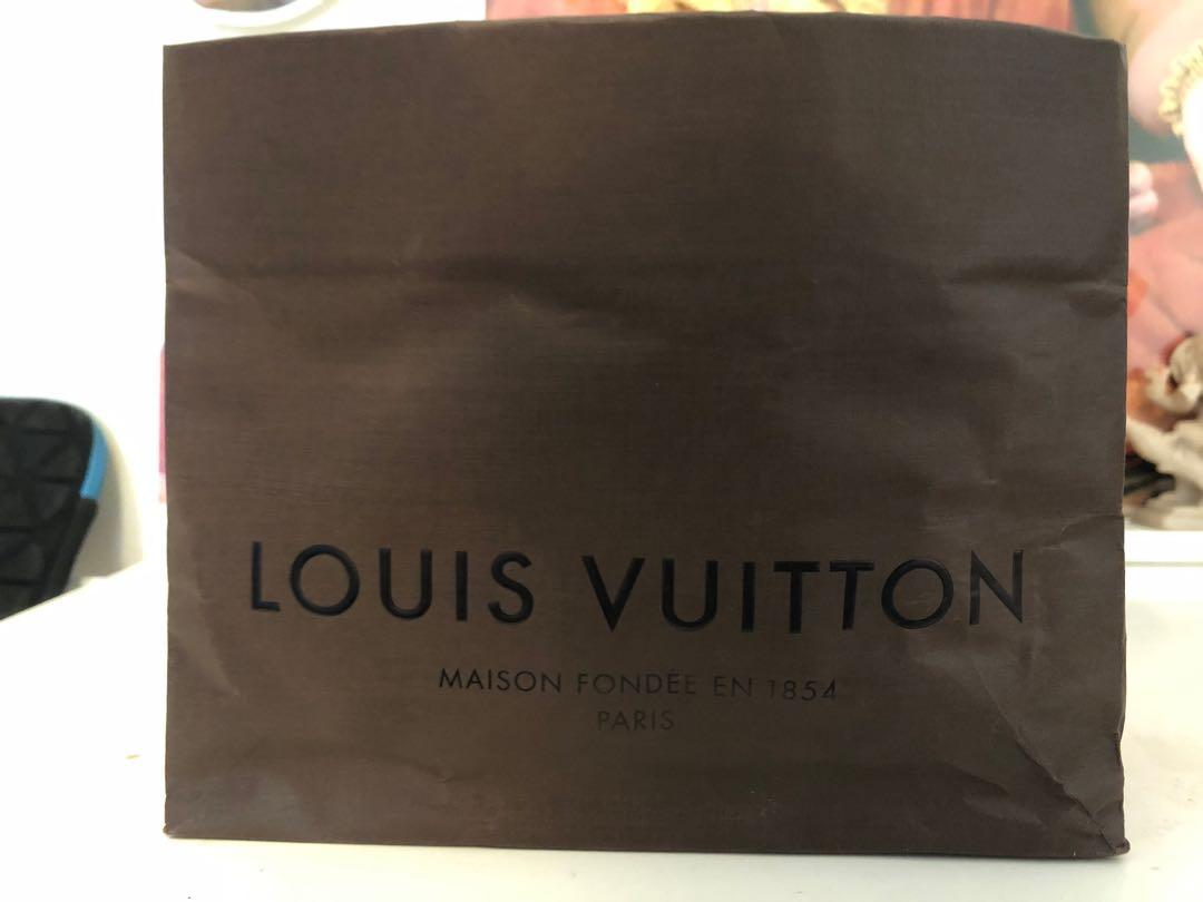 Louis Vuitton boxes