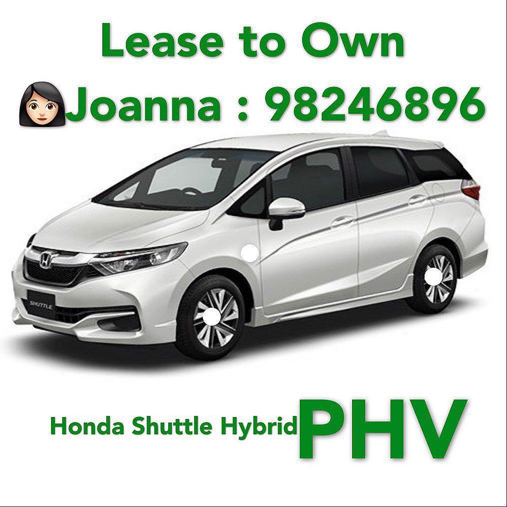 LTO lease to own Honda Shuttle 带回家😊ཽ