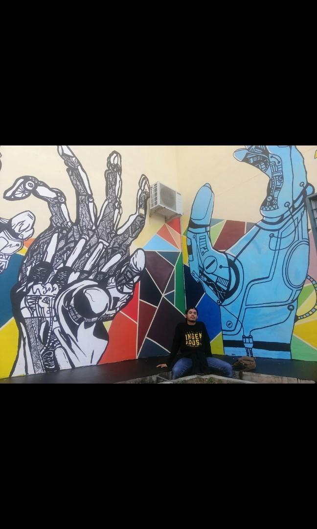 Mural sekitar Selangor & KL