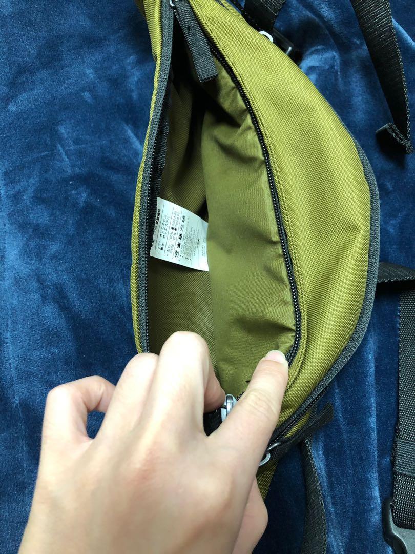 NIKE Sportswear Heritage Hip Pack 腰包 側背包 綠