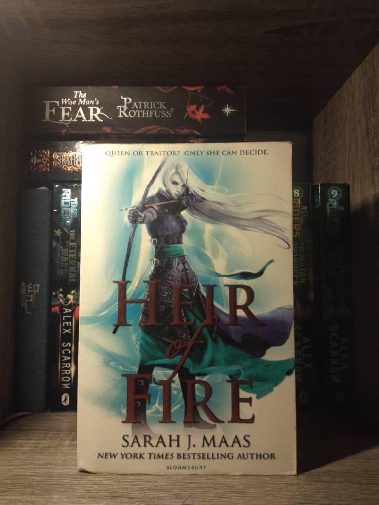 Novel  - Heir of Fire