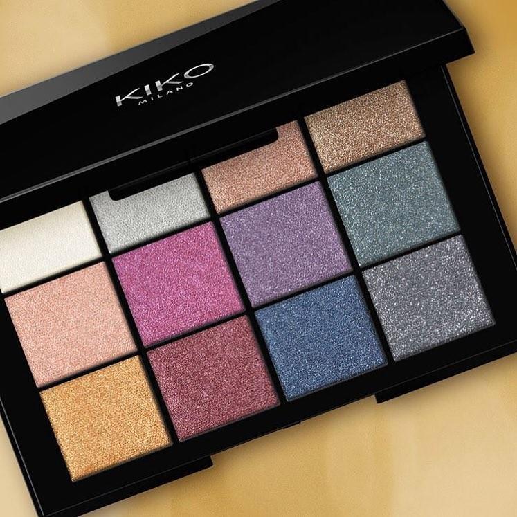 ORIGINAL KIKO MILANO Smart Cult Eyeshadow Palette