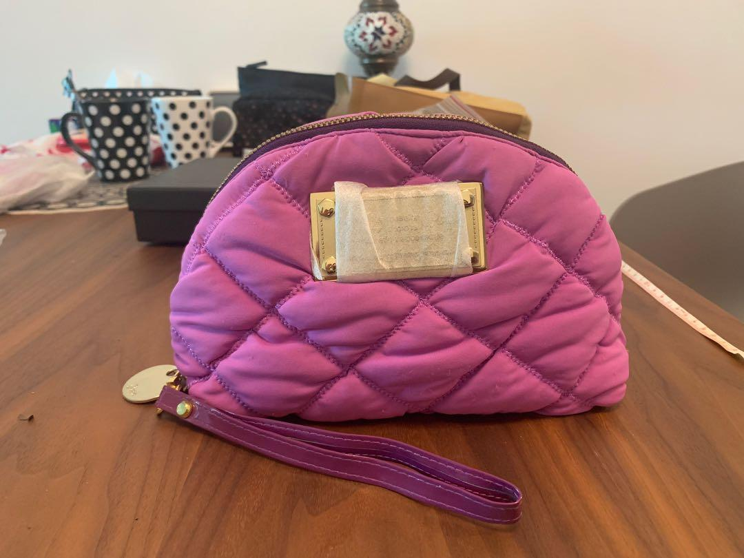 Posh Clutch Bag/Makeup Bag (泰國品牌) $60 each