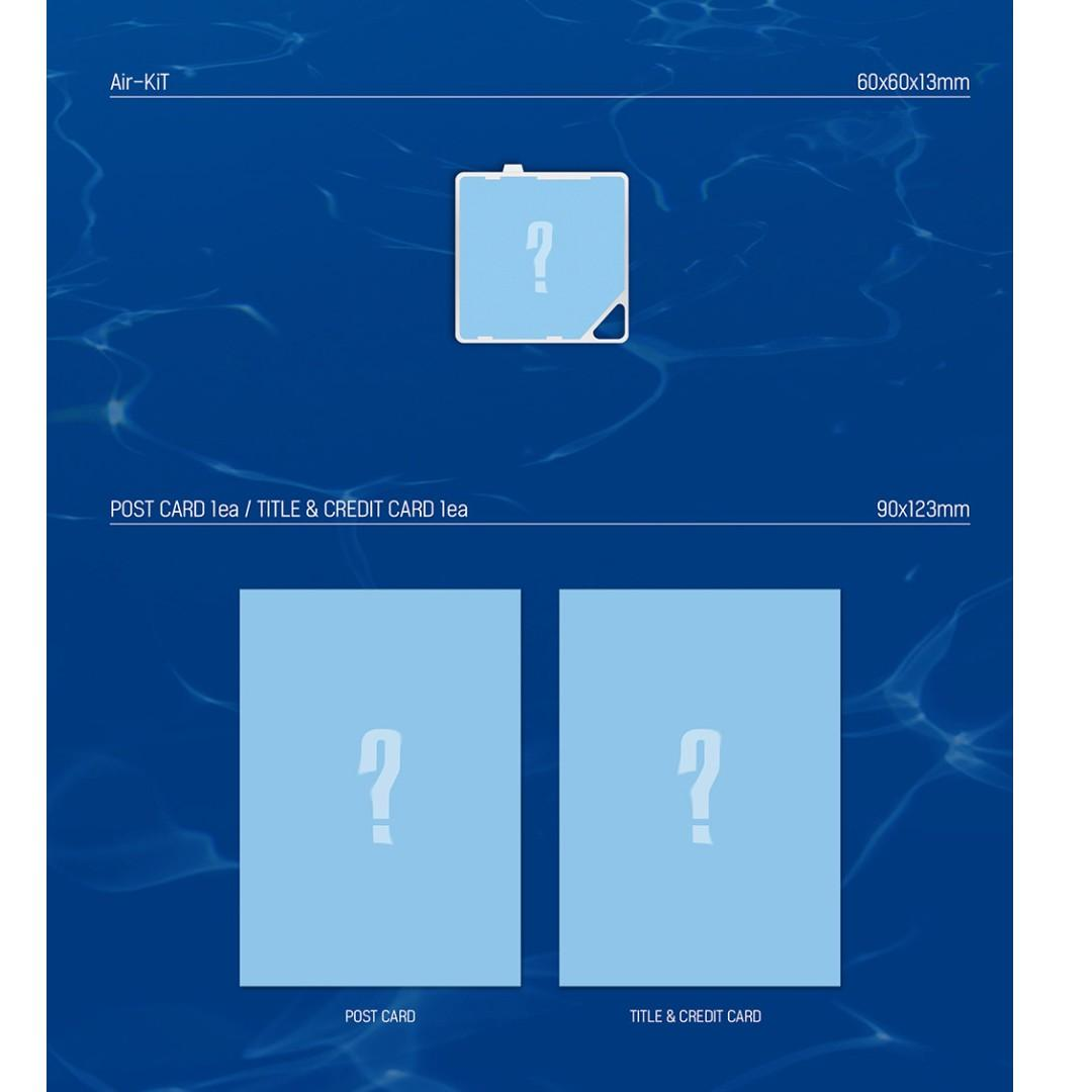 [PREORDER] [KIHNO] MONSTA X - 'FOLLOW'_ FIND YOU / Mini Album
