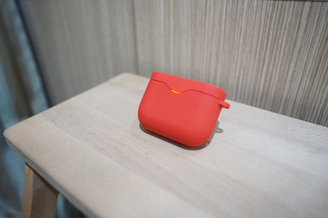 Red Silicone cover for Sony WF-1000X M3