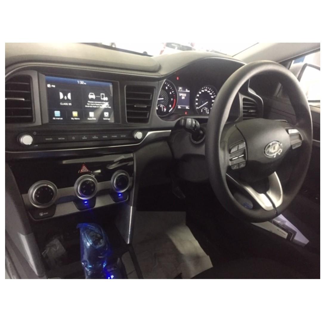 Rental rebate entitled! Brand New Hyundai Avante