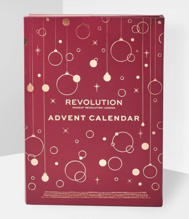 Revolution Beauty ✨ Advent Calendar 2019 ✨ Limited Edition ✨ Grab Now   Whatsapp 64672852 or DM us anytime