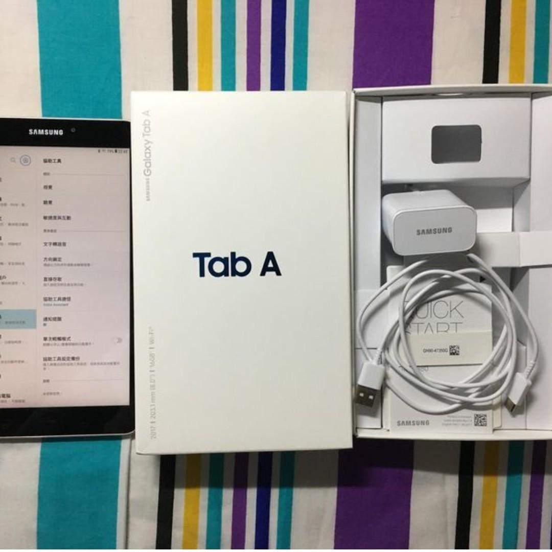 SAMSUNG Galaxy Tab A 16GB wifi ,not ipad mini apple