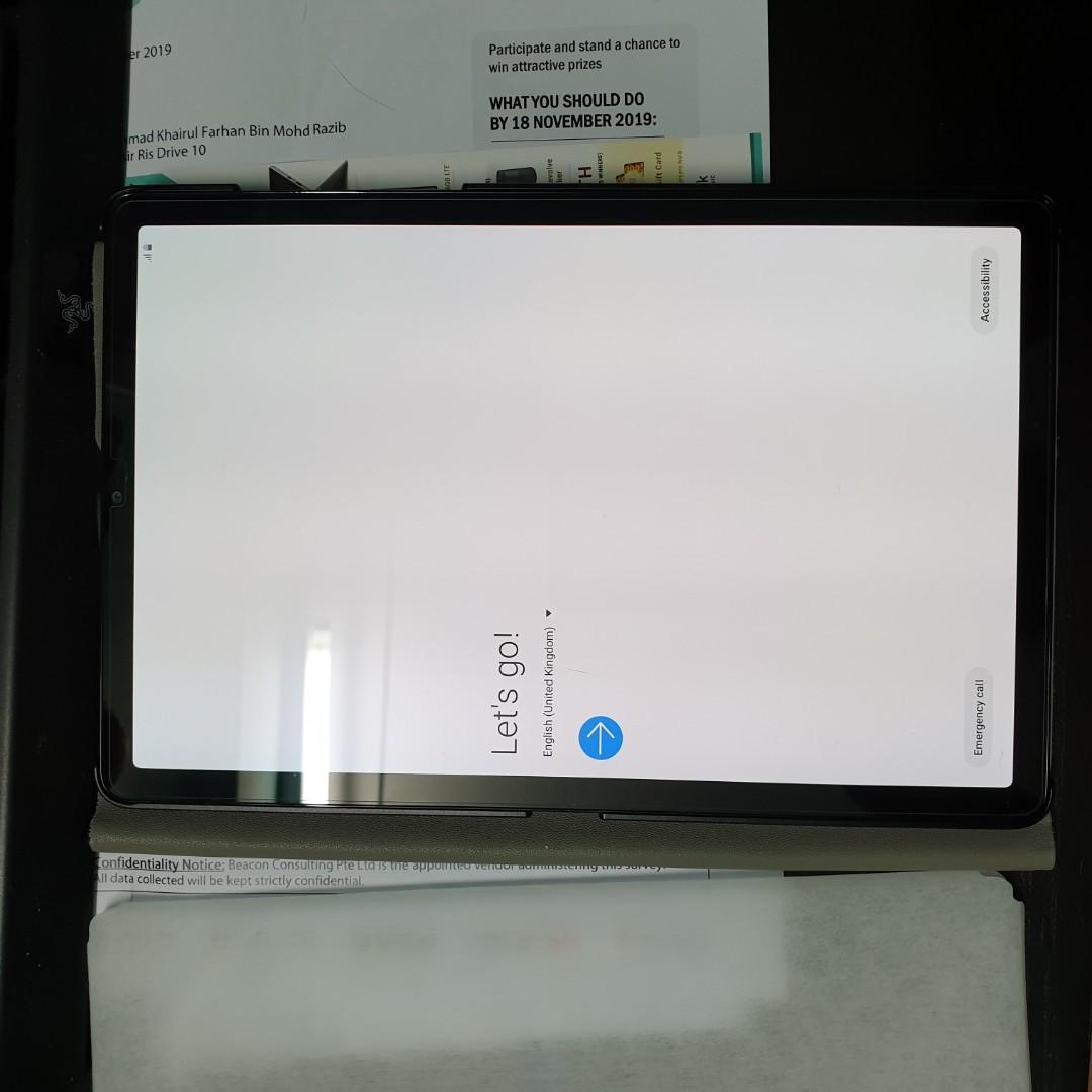 Samsung Tab S5e LTE