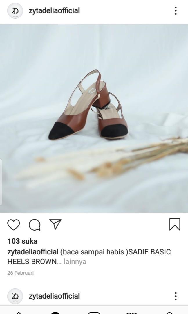 Sepatu zytadelia