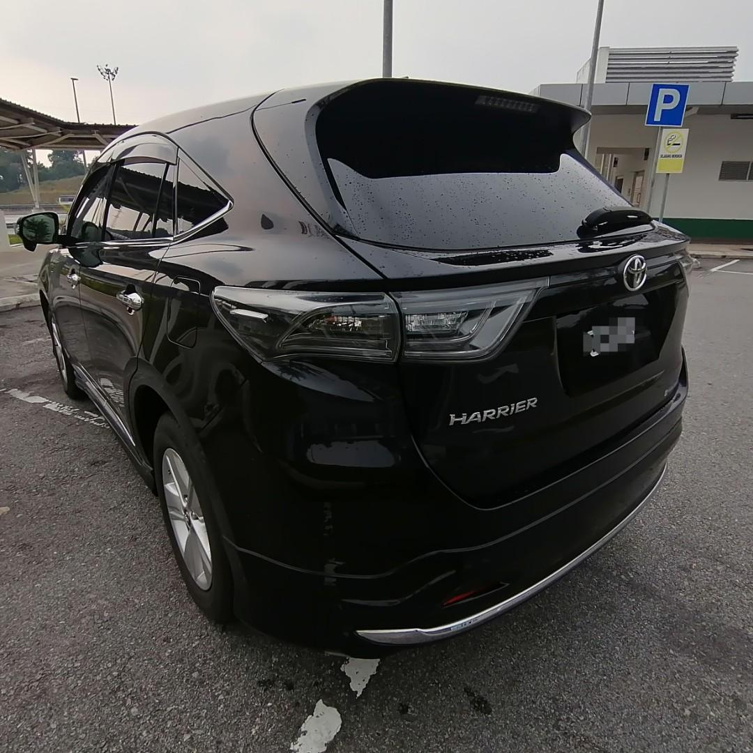TOYOTA HARRIER 2.0