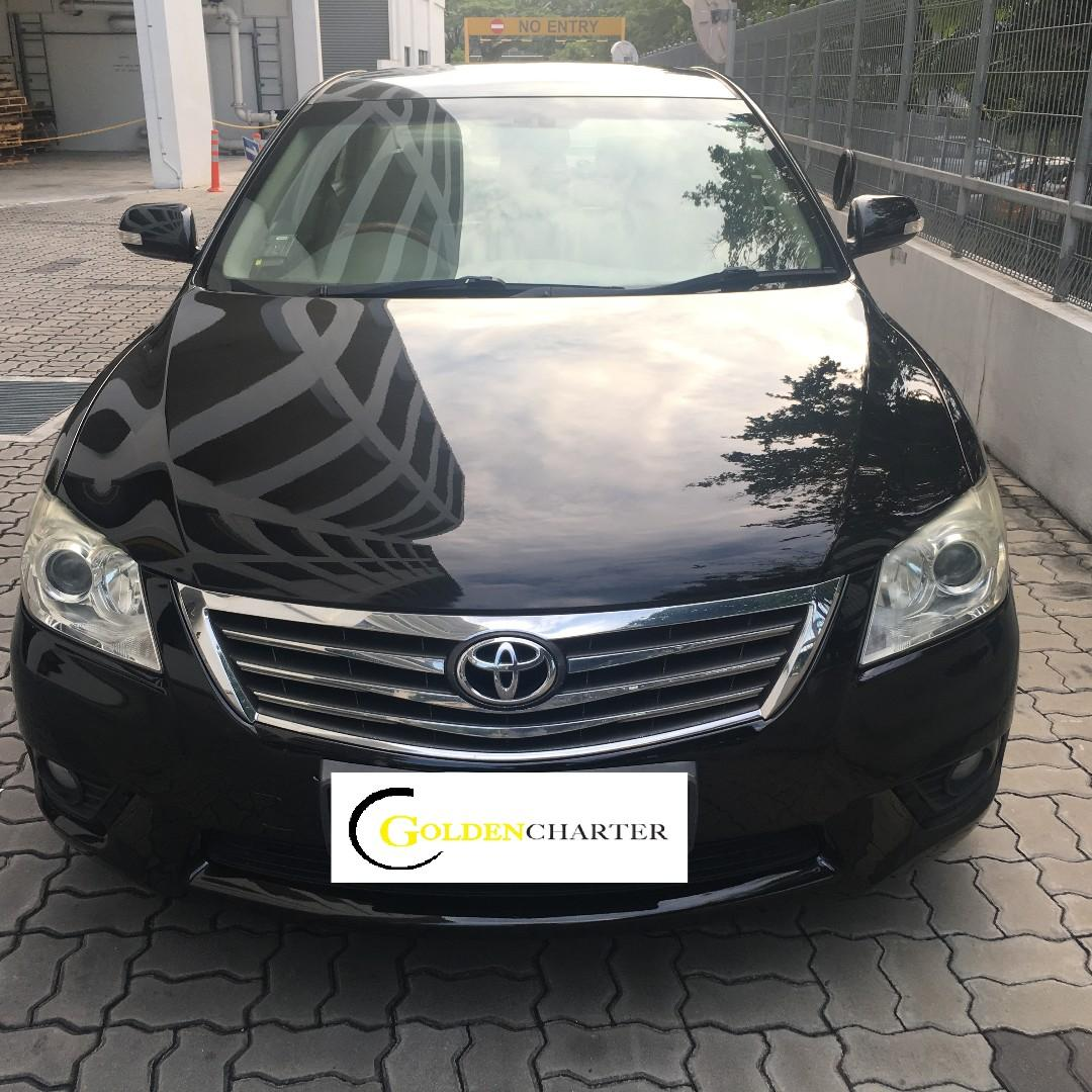 Toyota Camry For Rent , GoJek Rebate. Grab/Go-Jek/Ryde/TADA. All PHV/Personal usage available!