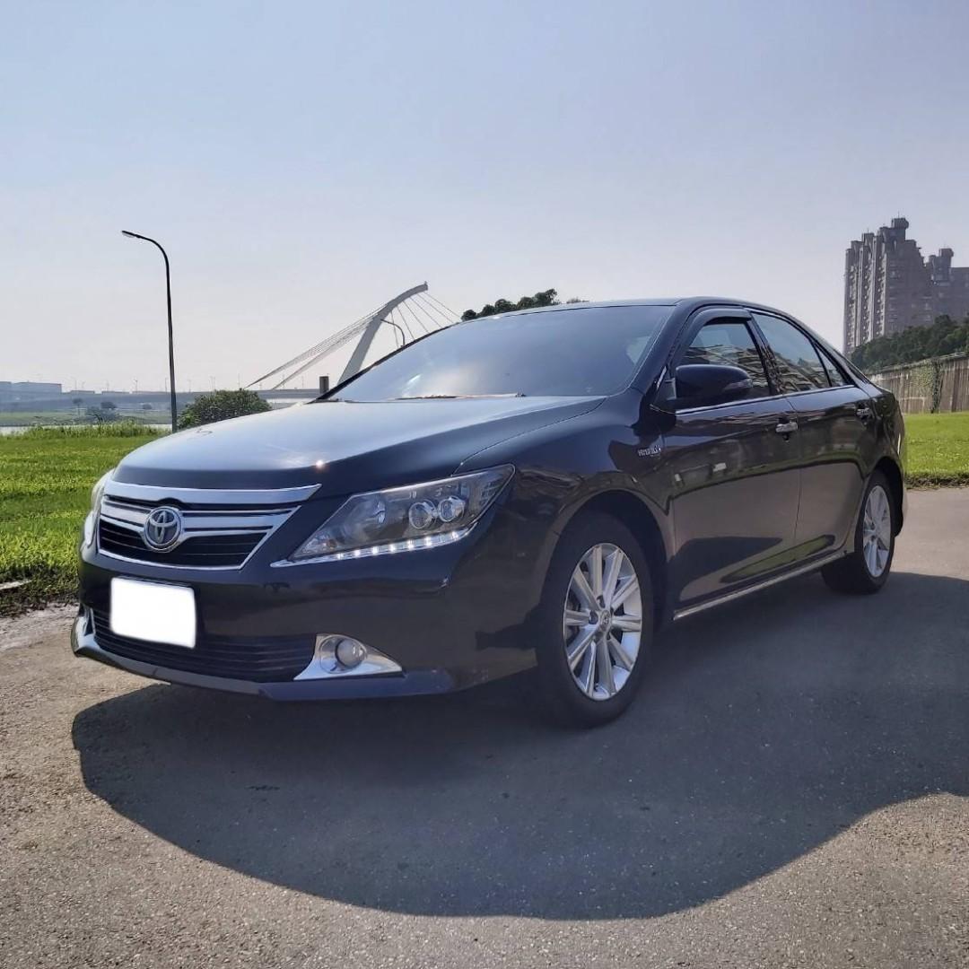 TOYOTA Camry Hybrid 豐田油電混合 中古車 二手車 代步車 零頭款 全額貸 車況好 省油 私下分期