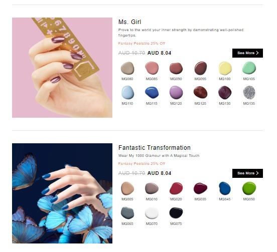 UNT Cosmetics (nail polish) - group order to save on shipping