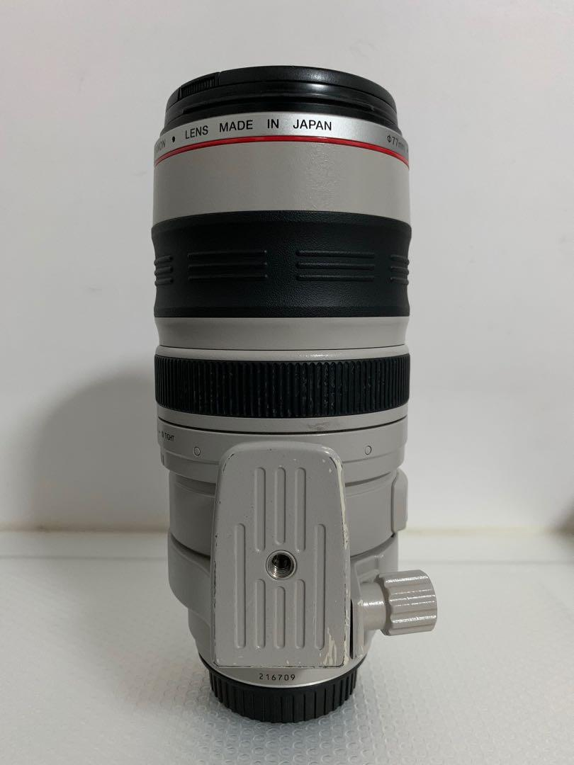 [USED] Canon EF 100-400mm f4.5-5.6 L IS Zoom Lens