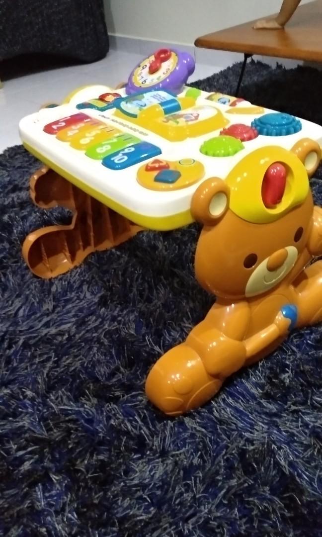 Vtech 2-1 Teddy Activity Table