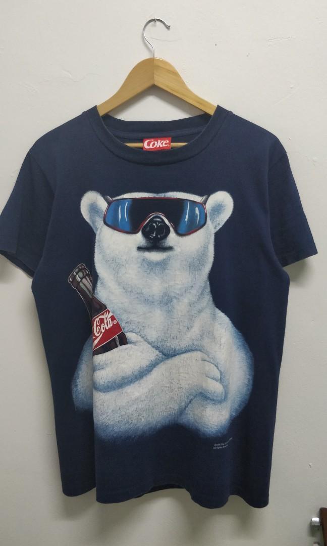 Vtg Coke Beruang 90s