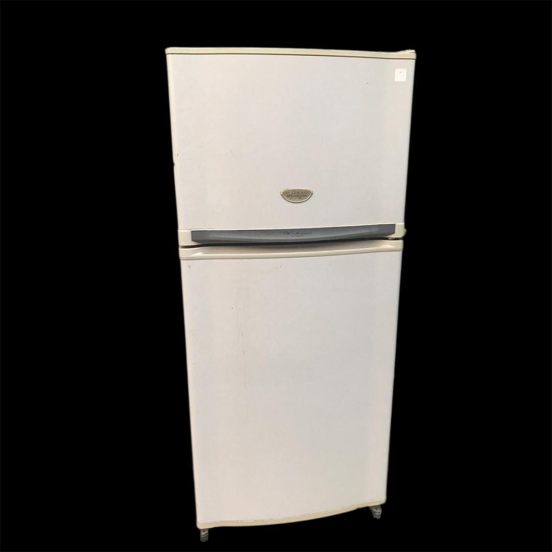 Wishlist #blessings Used SHARP white two door refrigerator