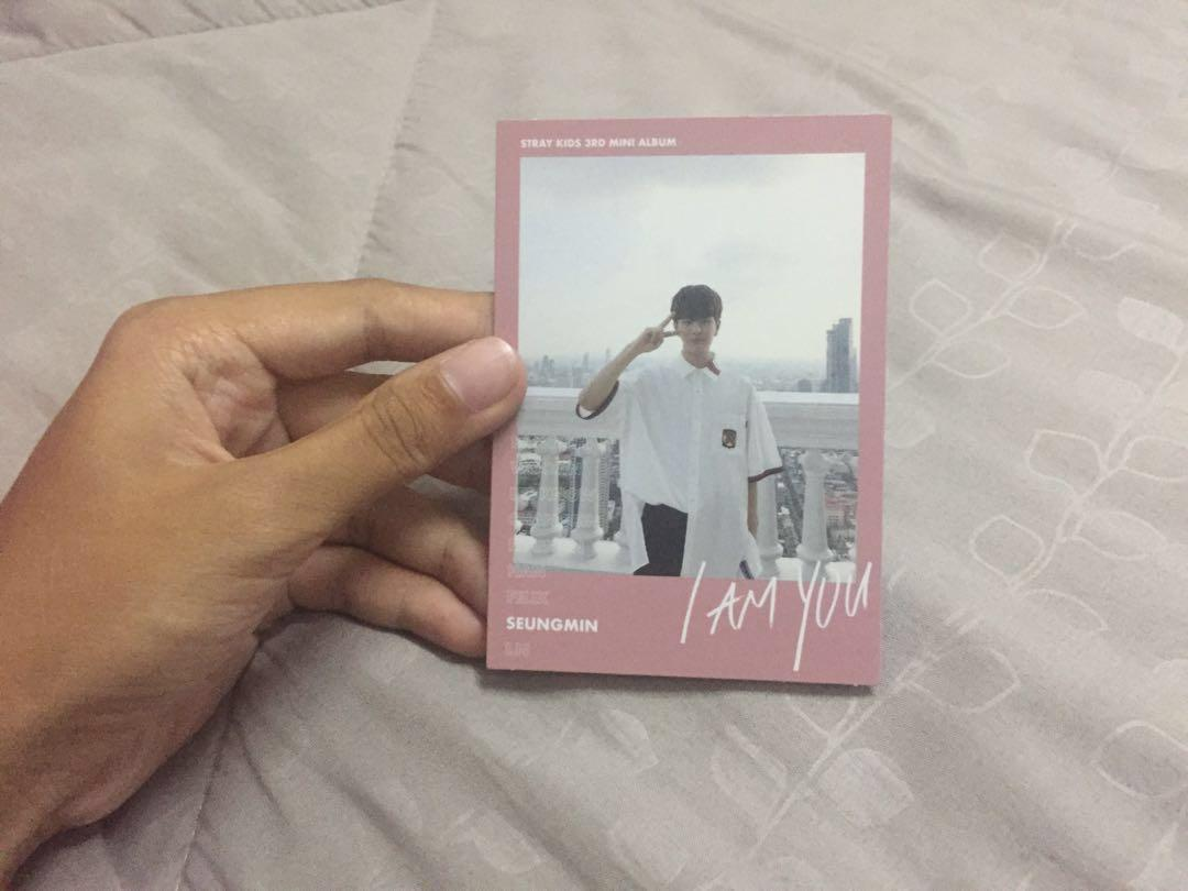 [WTS]Stray Kids official photocard