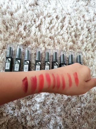 City collor lipstick