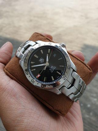 rare item TAG Heuer Link Automatic GMT Cal 7 ORIGINAL