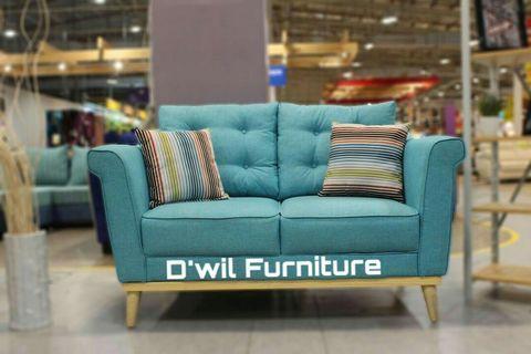 Jual Cash & Credit Sofa 2 Seater