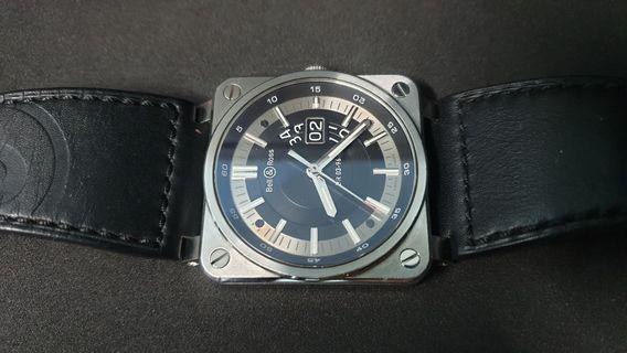 Bell and Ross 42mm Grande Date