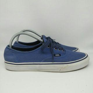 Sepatu Vans Authentic Blue
