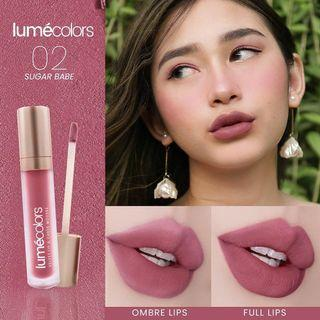 Lipmousse Sugar Babe Lumecolors