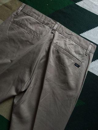 Long Pants RVCA Chinos Khakis (Celana Panjang Chino Bahan)