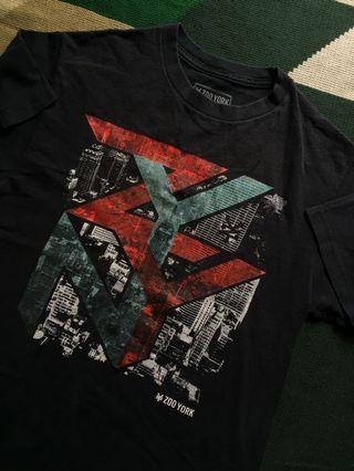 Zooyork Skateboard Tshirt (Baju Kaos T-Shirt Zoo York)