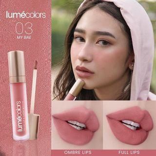 Lipmousse My Bae Lumecolors