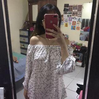 sabrina / blouse