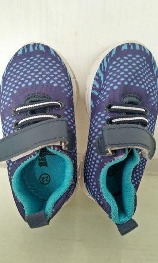 LITTLE M Baby Casual Shoes - Blue #ibuhebat