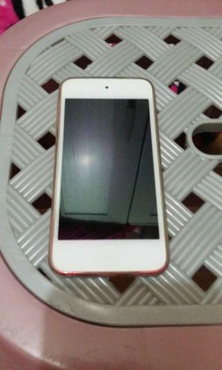 i pod touch 5 64g 粉色
