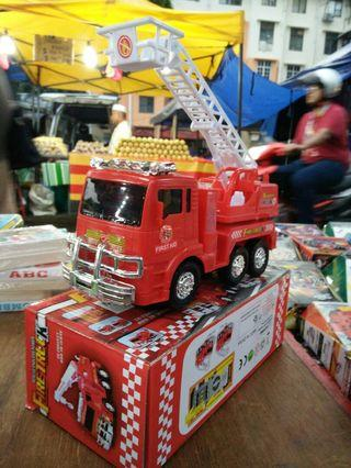 Battery Operated Fire Truck