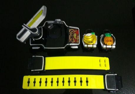 DX Sengoku Driver + 2 DX Lockseed | Kamen Rider Gaim