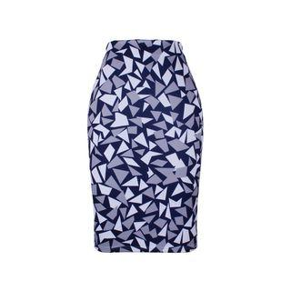 [PREORDER] Patterned Pencil Skirt
