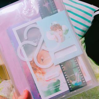 "JEONG SE WOON ""Lucky 1st"" Fanclub Membership Kit"