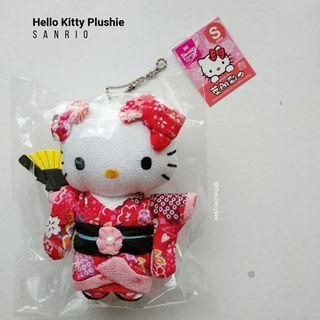 Hello Kitty Plush (from Japan)