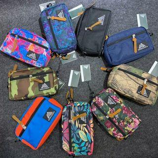 Ready Stock Hot Item Gregory Padded Sling Bag Chest Bag waist bag clutch bag